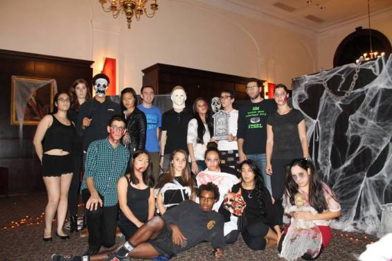 John Jay Haunted House 2015