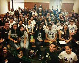 RHLO Leadership Retreat 2015